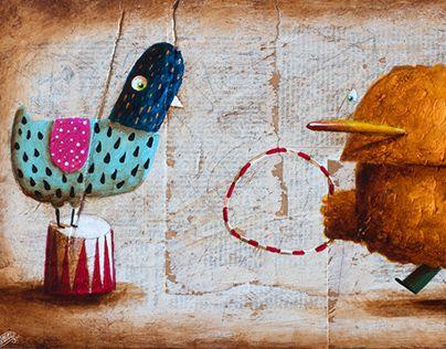 "Check out new work on my @Behance portfolio: ""!!!NEWS - Salto Mortale"" http://be.net/gallery/55202083/NEWS-Salto-Mortale"