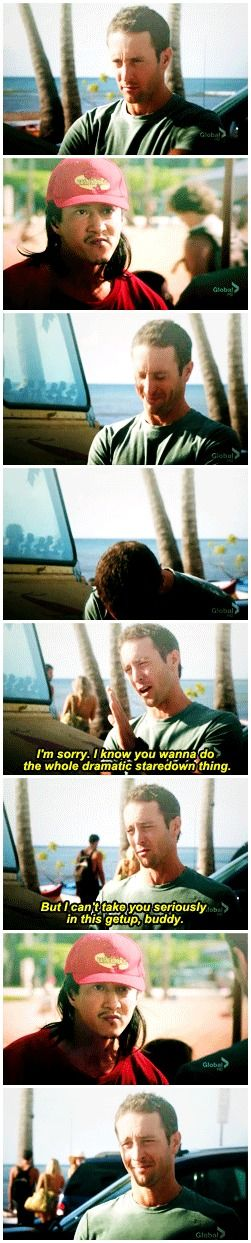 SANG MIN  SAAAANG MIN  I love him a lot  he should just be their official C.I. and therefore a regular  THIS IS WHAT I WANT  alex o'loughlin  will yun lee  hawaii five-0  2x14