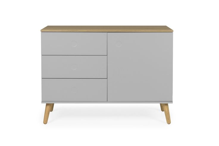 Sideboard Grau/ Eiche Woody 134-00448 Eiche grau Holz Modern Jetzt bestellen unter: https://moebel.ladendirekt.de/wohnzimmer/schraenke/sideboards/?uid=62b71d4d-5c1d-5d3f-9dcd-b3e11c45ee71&utm_source=pinterest&utm_medium=pin&utm_campaign=boards #schraenke #wohnzimmer #sideboards #eiche
