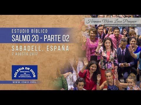 Salmo 20 parte 2 - Maria Luisa Piraquive