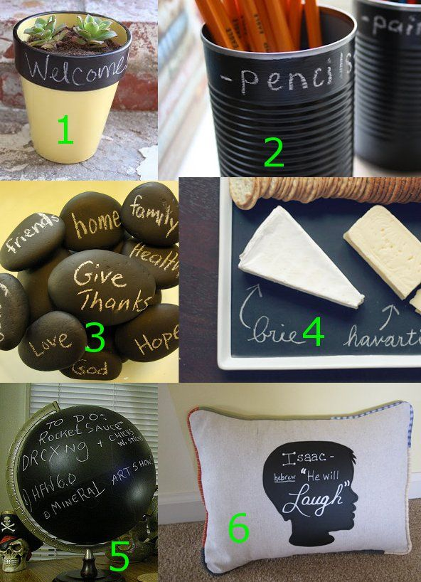 15 Best Images About Diy Chalkboard Paint And Projects On