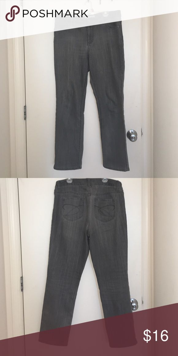 Grey chico's jeans #chicos #jeans #grey #cute #sale Chico's Jeans Skinny