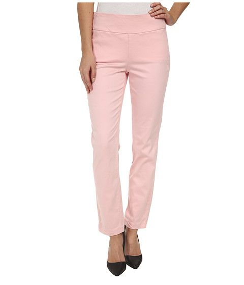 Miraclebody Jeans Judy ankle pant in pink
