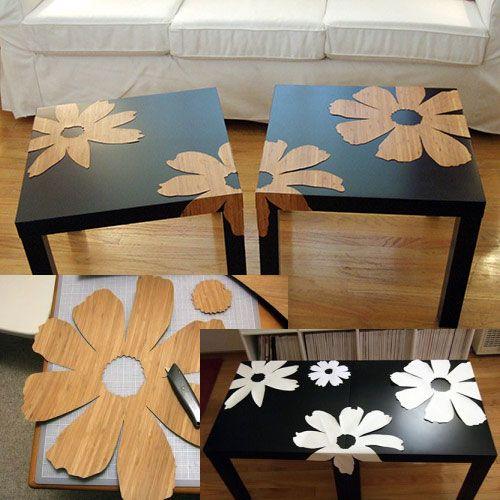 Las 25 mejores ideas sobre mesa lack de ikea en pinterest ikea sin truco mesa de centro lack - Ikea mesa lack blanca ...