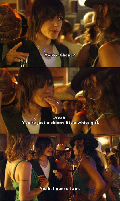 The L Word season 4. Oh how I miss this show!