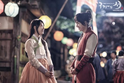 Cuteness behind the scenes of Gu Family Book » Dramabeans » Deconstructing korean dramas and kpop culture ♥ Suzy ♥ Lee Sung Gi