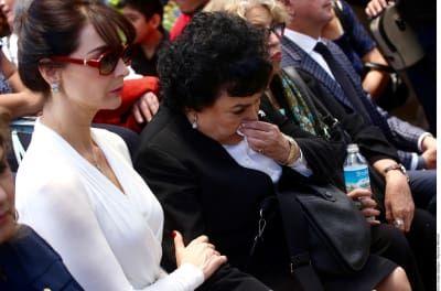 Carmen Salinas está de luto: Jamás te olvidaré (FOTO)