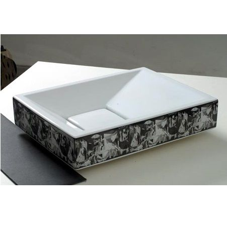 Επιτραπέζιος νιπτήρας Groove Guernica 60*45