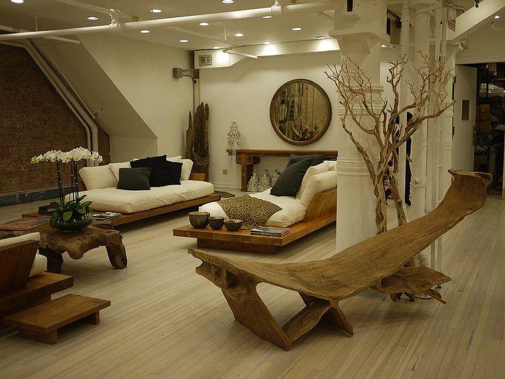 furniture artist for D. Karan ?? Urban Zen Living