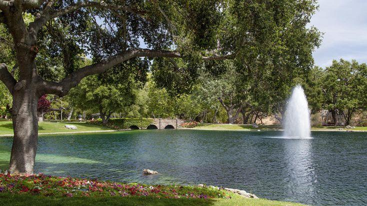 Preisrekord für die Neverland-Ranch von Michael Jackson