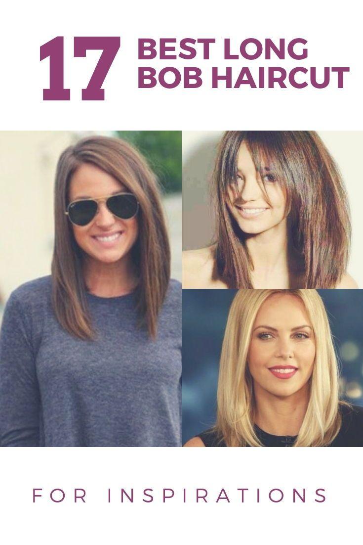 19 Best Long Bob Haircut To Get Inspired | Long Bob Haircuts
