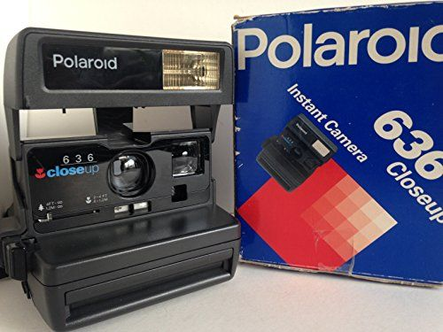 POLAROID 636 * You can find more details by visiting the image link.