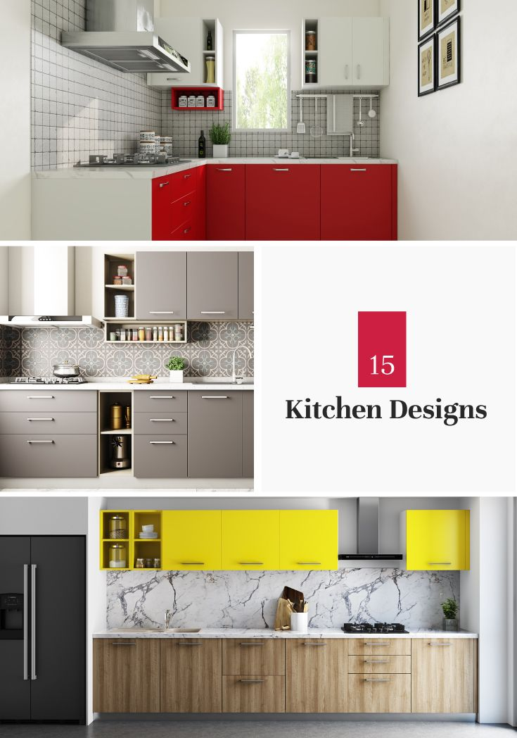 Innovative New Kitchen Cabinet Design Modular Kitchen