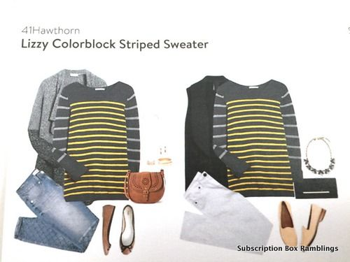 Disclosure: This post contains affiliate links. Stitch Fix Cost: $20 Styling Fee + Cost of Items Kept ($20 fee will be applied as a credit toward anything you keep from your shipment.) Ships To: Un...