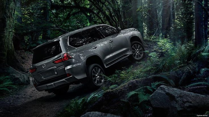 The #Lexus #LX570 can go anywhere, anytime ... and almost any place, and do it in luxury! #OffRoad