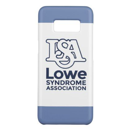 Samsung 8 phone case with LSA logo. - logo gifts art unique customize personalize