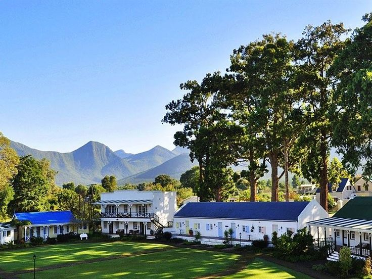 Tsitsikamma Village Inn - This magical country hotel situated in the village of Storms River has been hosting travellers since 1841.  This privately owned and managed country hotel consists of 49 village-style rooms, where each ... #weekendgetaways #stormsriver #southafrica
