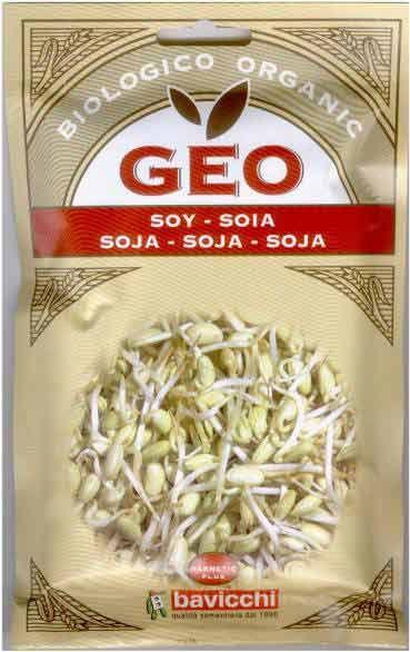 Germogli di Soia Bio - Semi - Semilandia
