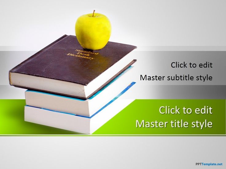 Free Books PPT Template for #education #physics #science #powerpoint #presentation