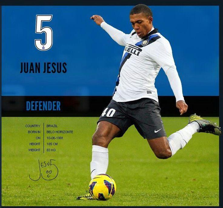 Juan Jesus #inter