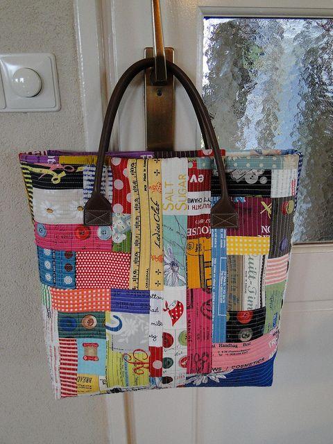 New bag! by lindakl, via Flickr