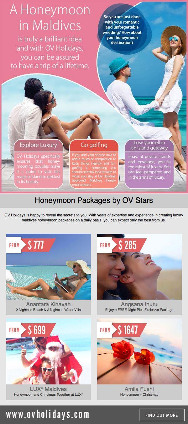 Top 10 Maldives Honeymoon Packages