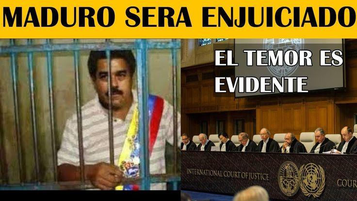 MADURO ENFRENTARA JUICIO PRESIONADO | Ultima hora marzo 8 noticias hoy 0...