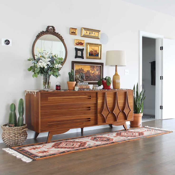 Mid Century Modern | Newlywed Couple's Lucky Find in Boston, MA, Design*Sponge