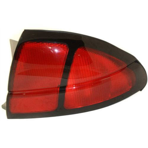 1995-2001 Chevrolet Lumina Tail Lamp RH, Lens And Housing, Base/ls Models