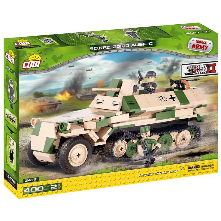 Cobi Small Army Tank Building Kit