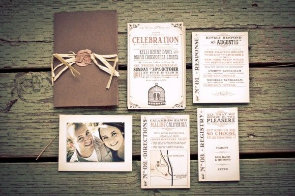 absolutely LOVE this. I could use muted blues and greens in addition to the brown...not trying to go too bold, still want to have elegance...: Wedding Inspiration, Diy Wedding Invitations, Wedding Ideas, Rustic Diy, Weddings, Rustic Invitations, Diy Rustic, Rustic Wedding Invitations