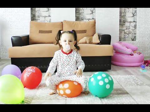 Kötü Bebek Kamera Arkası - Su Balonu - Bad Baby