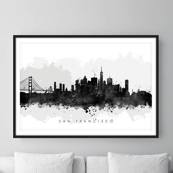 Check out this item in my Etsy shop https://www.etsy.com/uk/listing/513005622/san-francisco-skyline-san-francisco