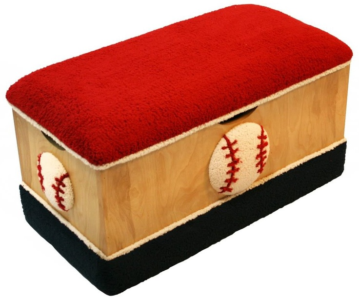 Toy Storage For Boys : Best images about toy box ottoman on pinterest