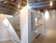 Micro Apartments - Enfoka - Lavapiés - Spain - Bedroom & Dining - Humble Homes