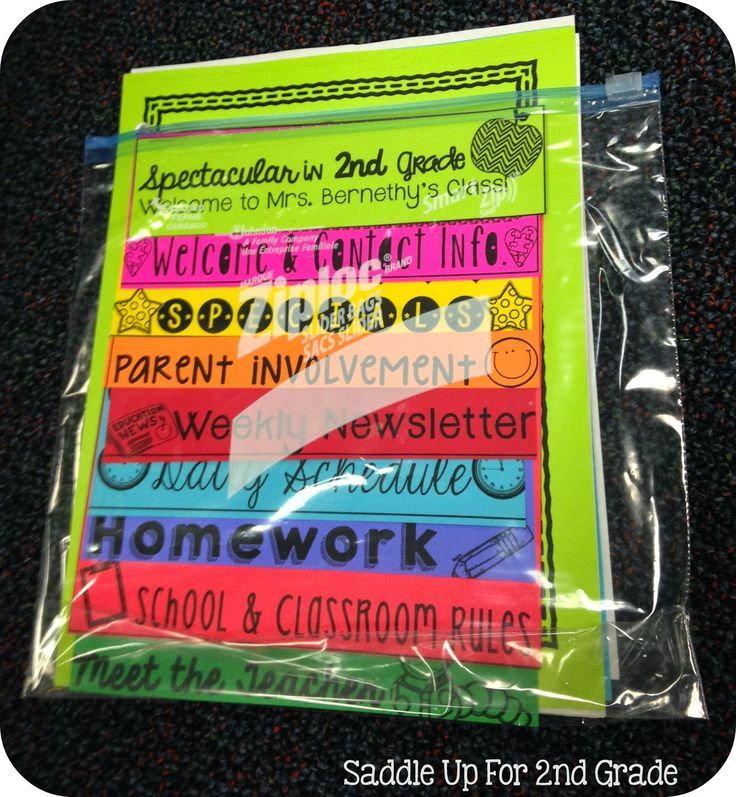 Getting a new student in your classroom can be stressful. You can read all about how I set up these new student bags at the beginning of the year. They will save you so much time!