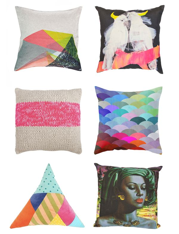 Cushion Love for our Balinese Girl Tretchikoff Cushion www.safarifusion.com.au from Eat Drink Chic