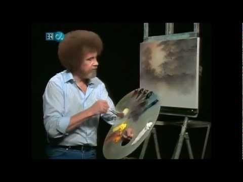 Bob Ross: Tranquil Dawn