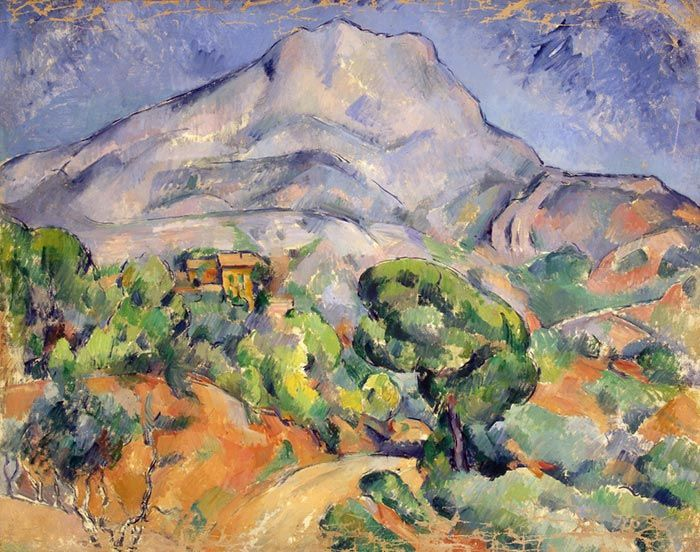 A Closer Look At The Mont Sainte Victoire Series By Paul Cezanne