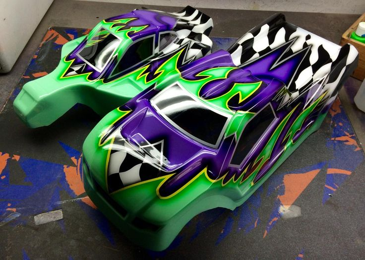 Best Custom RC Examples  Prototypes Images On Pinterest Rc - Custom vinyl decals for rc cars