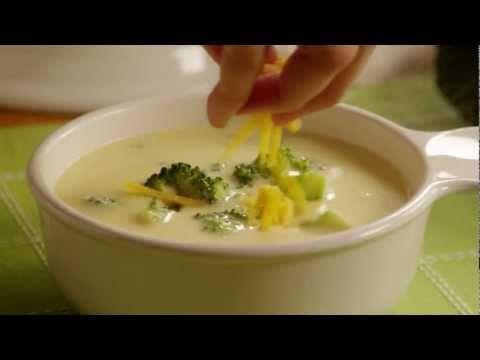 Ma soupe de brocoli rend tous les propriétaires de petit café jaloux! - Ma Fourchette