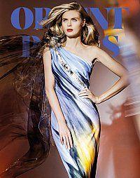 Orient Palms – Online fashion magazine ... Blanka Matragi