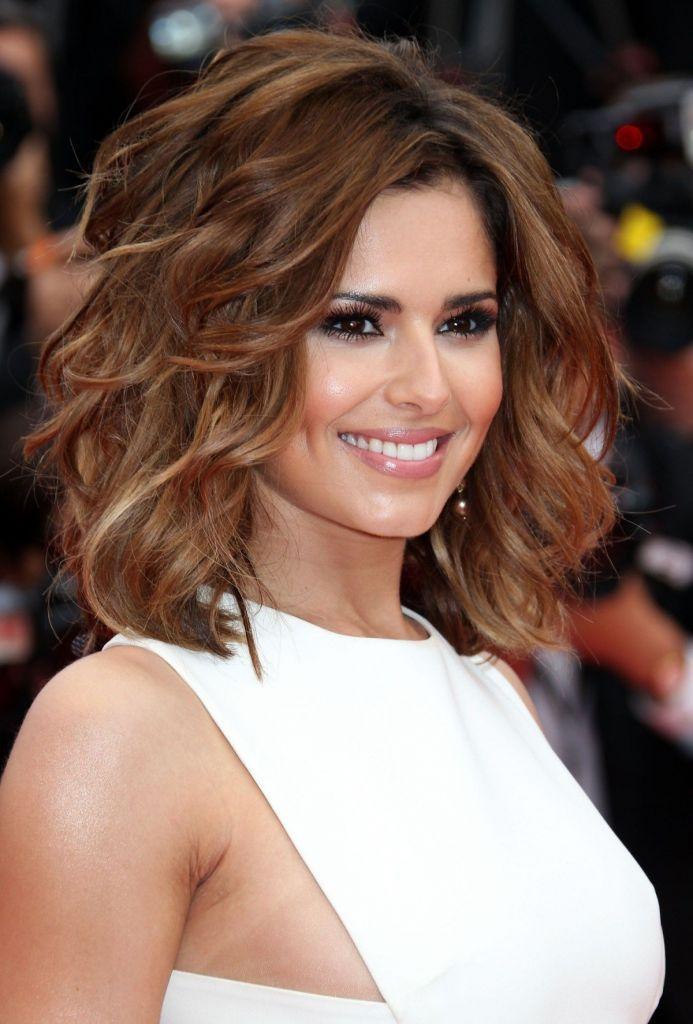 39 beste popular frisuren mittellang stufig   haarschnitt