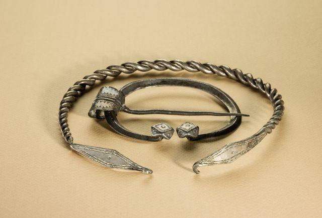 Viking age / Finland Inari