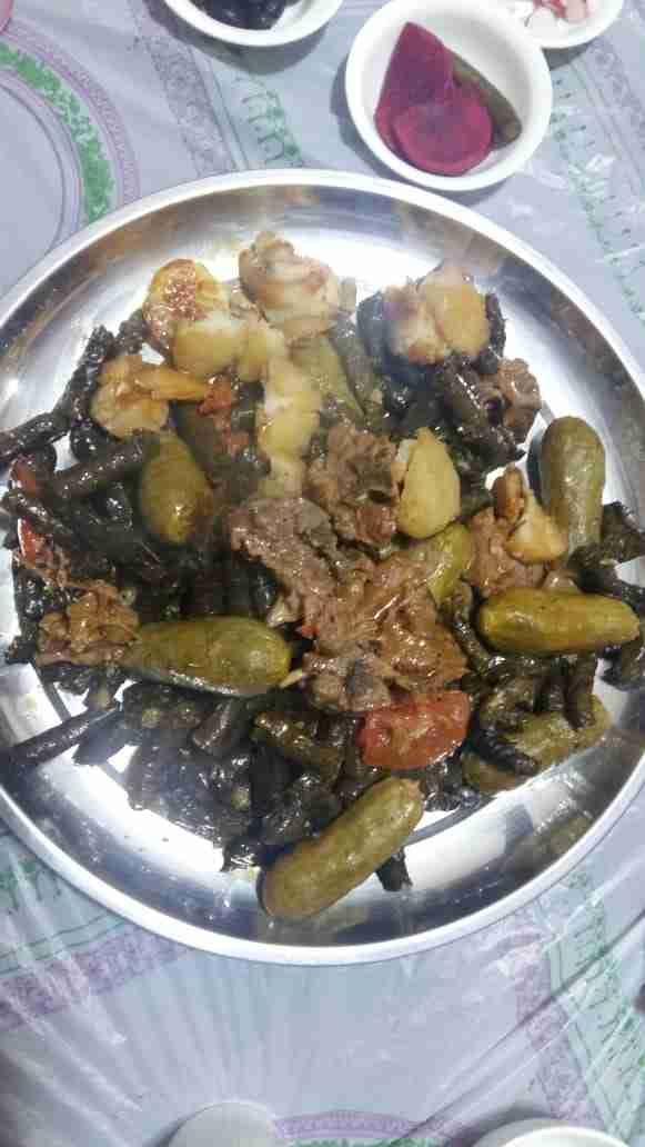 طريقة المحاشي زاكي Main Dishes Food Dishes