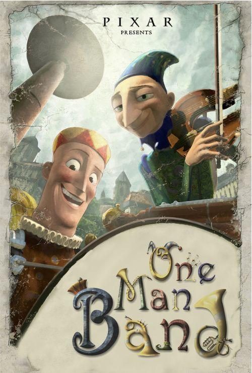 Suonar ballando, la rubrica dell'uomo orchestra. A cura di Federico Berti, one man band. Pixar, un segno del tempo, ovvero l'eterno ritorno della competizione