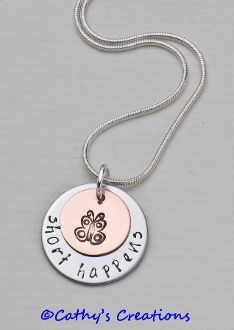 Turner syndrome Awareness Pendant