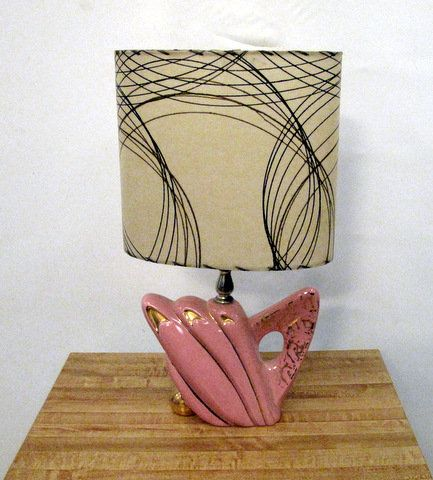 50's Vintage Lamp in 17 Brook St, Staten Island, NY 10301, USA ~ Apartment Therapy Classifieds