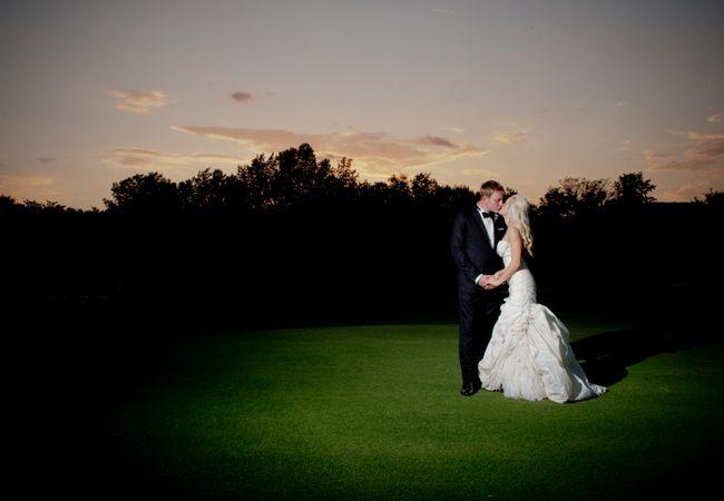 bride & groom  // Photo: Studio563 // Design: Liv by Design