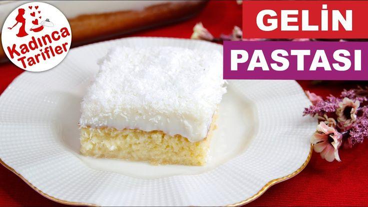 Gelin Pastası Nasıl Yapılır | Gelin Pastası Tarifi | Kolay Pasta Tarifle...